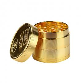 Gold Alloy 41mm Herb Grinder