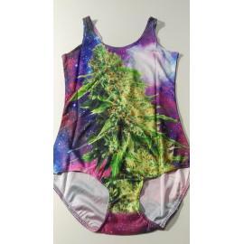 Galaxy Bud Bikini Bathing Suit - One size 1