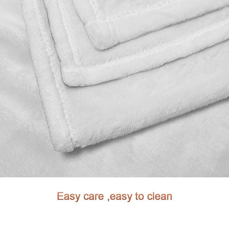 Ganja Leaf Universe Soft Plush Throw Blanket