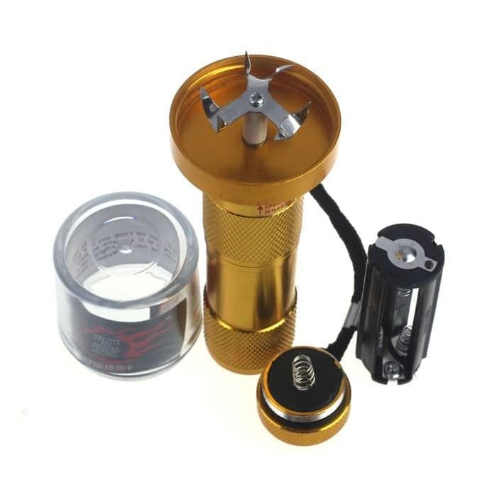 Handheld Electric Herb Grinder