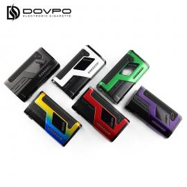 DOVPO Box MOD with LED Battery Level Indicator & Multiple Protections E-cig Vape