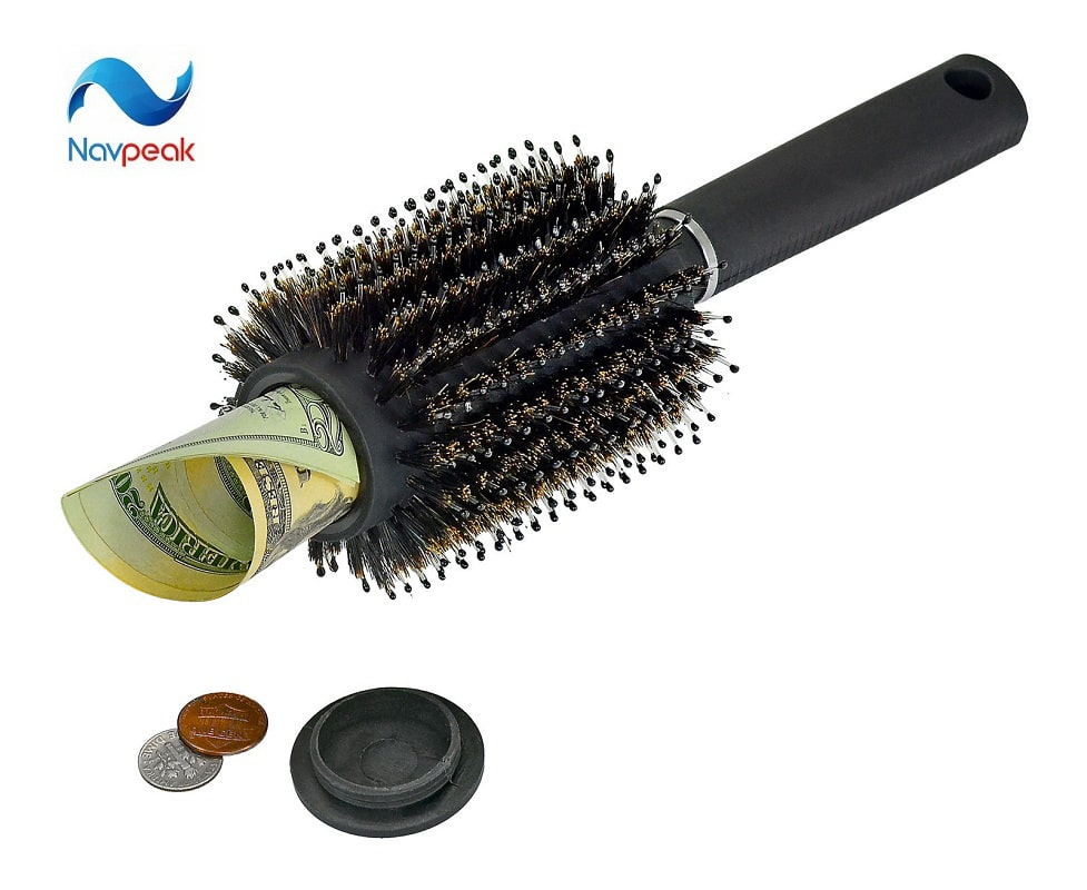 Hair Brush HiddenStash Box