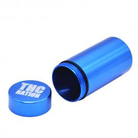 Stash Jar-Airtight Smell Proof Aluminum Herb Container