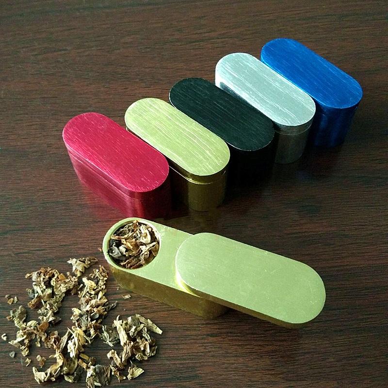 Portable Metal Pocket Pipe