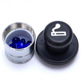 Car Lighter Style Hidden compartment Safe Box