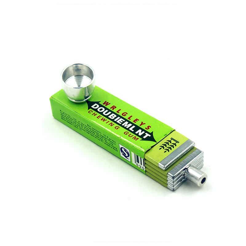 Chewing Gum Shape Hidden Smoking Pipe