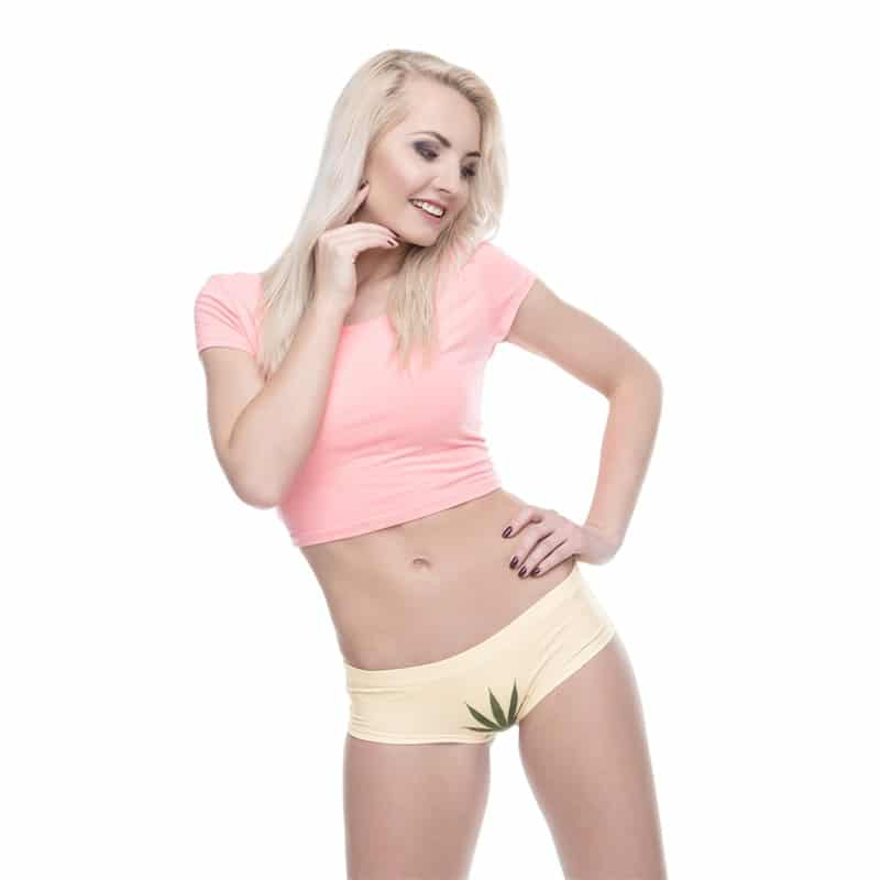 Ripitright Single Leaf Panties – One Size