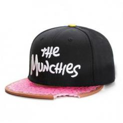 The Munchies Dope Snapback Hat – Limited