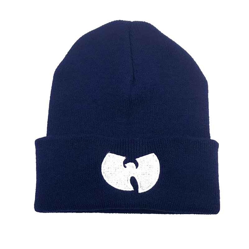 Wu-Tang Clan Embroidered Beanie Winter Hat 7