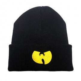 Wu-Tang Clan Embroidered Beanie Winter Hat
