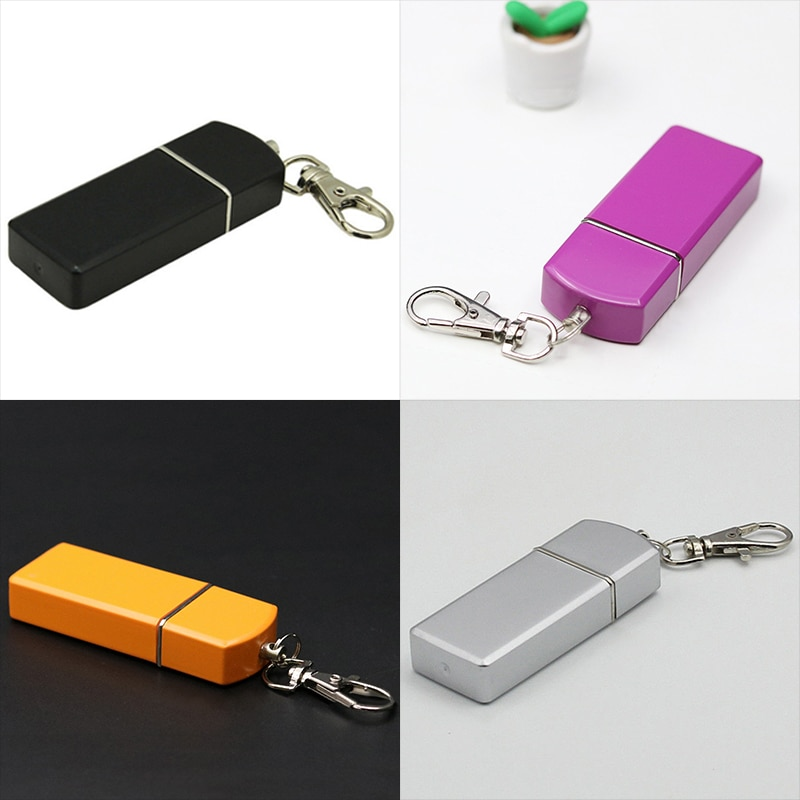 Metal Key Ring Storage Box Secret Stash Key Chain - storage