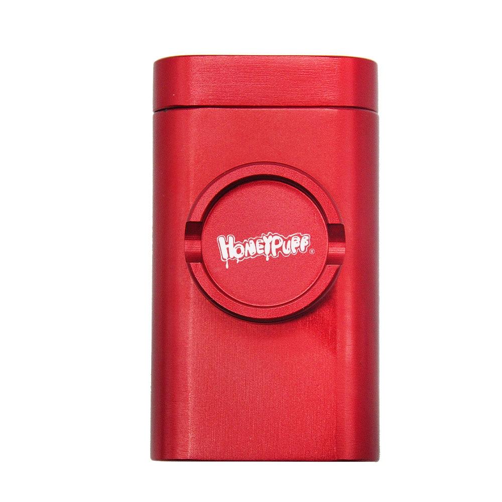 Honeypuff Dugout Case w/ Storage, Pipe, & Built-in Grinder 5