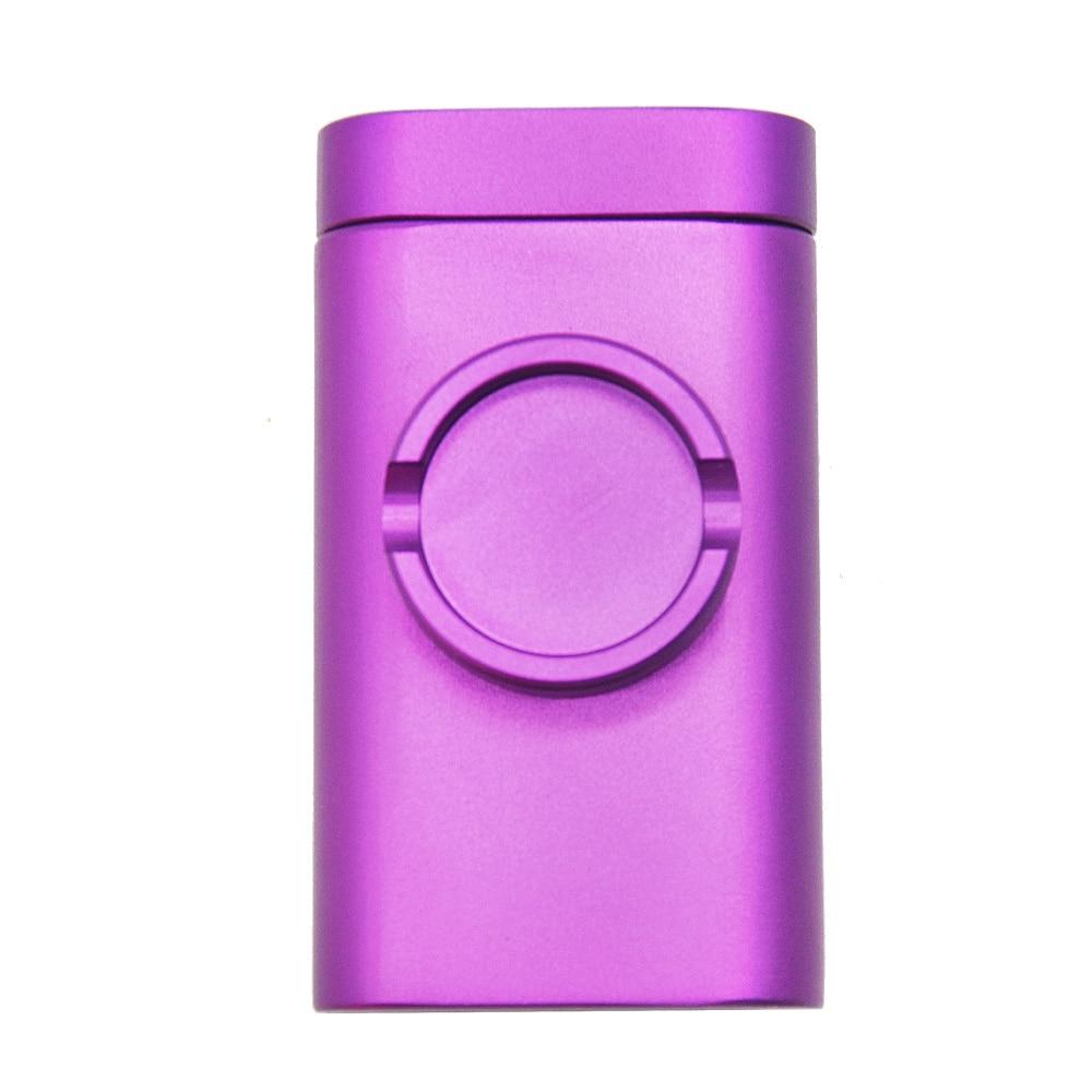 Honeypuff Dugout Case w/ Storage, Pipe, & Built-in Grinder 13