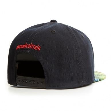 Micky Hands Rainmaker Snapback Hat