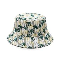 Pot Leaf Weed Fisherman Bucket Hat