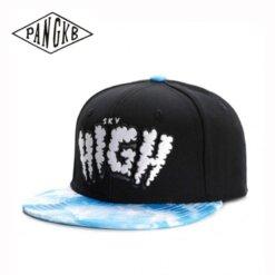Sky High Smokey Snapback Hat
